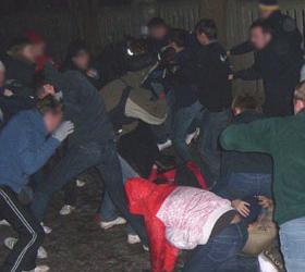 В ночном клубе Пятигорска посетители устроили драку со стрельбой