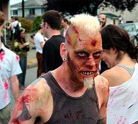 В США готовятся к возможному нашествию зомби