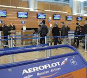 Иск аэропорту Шереметьево намерен  выставить Аэрофлот