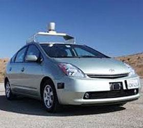 На машинах с автопилотом разрешили ездить в Калифорнии