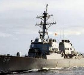 Два американских  военных корабля были отправлены к берегам Ливии