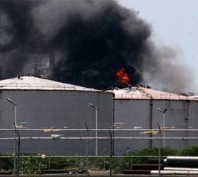 В Мексике взрыв газохранилища унес двадцать шесть жизней