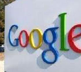 Логотипом в виде торта отметила свой день рождение компания Google