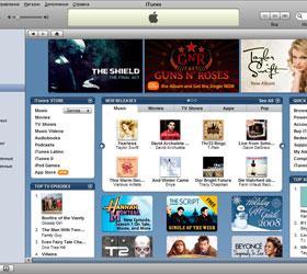 Apple может в конце октября запустить iTunes Store в России