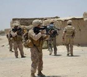 Нападени талибов