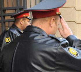 В Бурятии полицейский напал на своего начальника