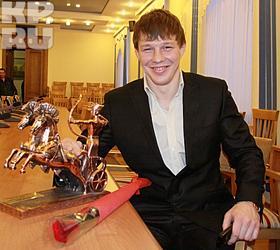 В Барнауле прошло чествование олимпийцев Алтая