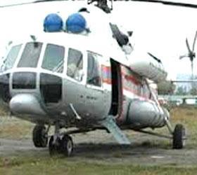 """Последний плот траулера """"Вест"""" был обнаружен вертолетом"""