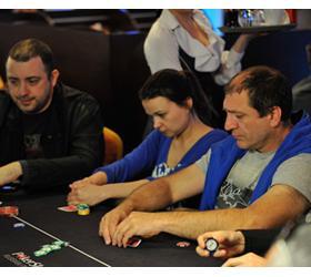 Покерный турнир в Киеве выиграла девушка!
