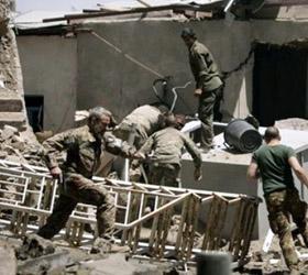 Смертники атаковали НАТО