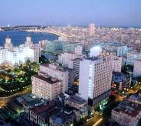 Столица Кубы без электричества