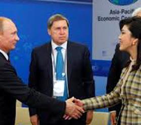 Премьер Тайланда пригласила Путина