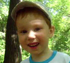 Найден пропавший мальчик