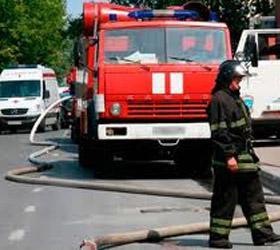 В Якутии сгорела школа