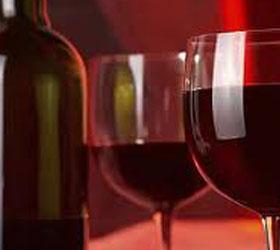 Сбросить лишний вес поможет красное вино