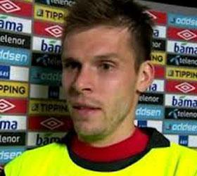 После матча со Словенией журналистам угрожал вратарь сборной Норвегии
