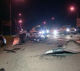 В Иркутске сбиты две девушки на пешеходном переходе
