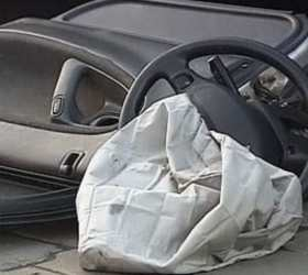В Брянске в ДТП попали одновременно десять машин
