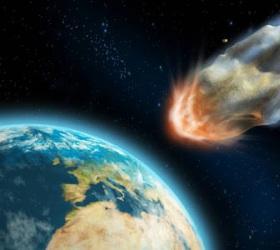 В пятницу мимо Земли должен пролететь еще один астероид