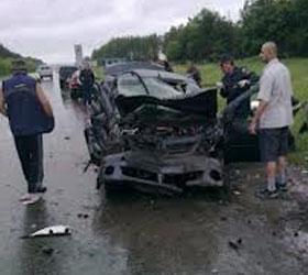 Авария в Нижегородской области
