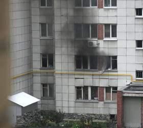 В одной из квартир Екатеринбурга из-за утечки газа произошел взрыв