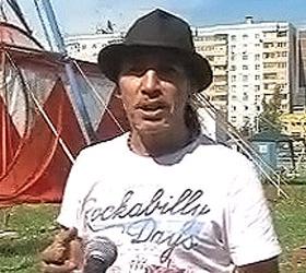 Известный циркач из Колумбии разбился на арене московского цирка