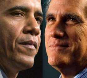 Ромни вновь почти сравнялся с Обамой по популярности