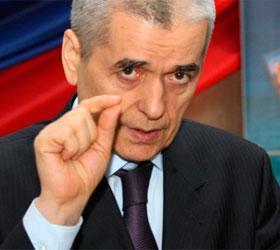 Онищенко призвал родителей не экспериментировать на здоровье своих детей