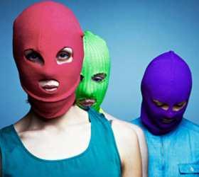 Участницы группы Pussy Riot вошли в сотню наиболее влиятельных людей в искусстве