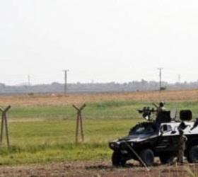 Сирийский снаряд упал в Турции в двухстах метрах от жилых домов