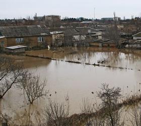 В Дербенте жертвами наводнения стали семь человек