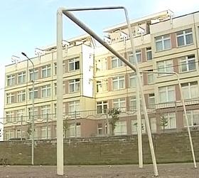 В Москве во время игры в футбол умер школьник
