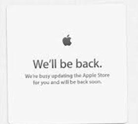 В день годовщины смерти Джобса для обновления закрылся Apple Store