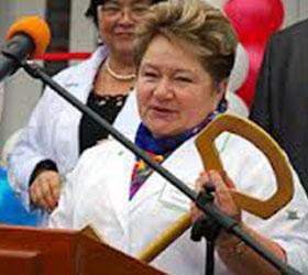 Новый корпус больницы был построен в Пронске