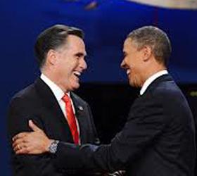 Последний раунд предвыборных дебатов выиграл Барак Обама