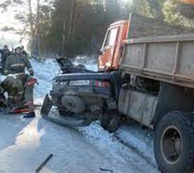 Авария в Свердловской области