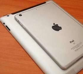 Apple анонсировала выпуск iPad mini