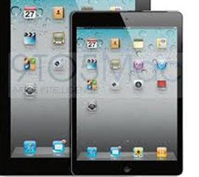 Apple готовится к выпуску iPad mini