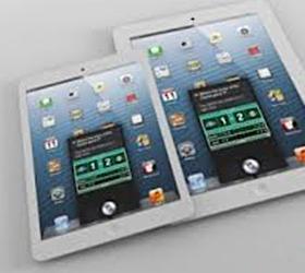 В текущем месяце компанией Apple будет представлен iPad mini