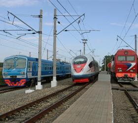 На зимний график движения перешли российские железные дороги