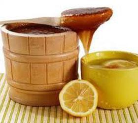Мед от ангины
