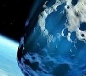 Тридцатиметровый астероид пролетел между Луной и Землей