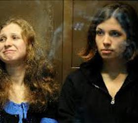 О местонахождении участниц Pussy Riot отказалась сообщать ФСИН