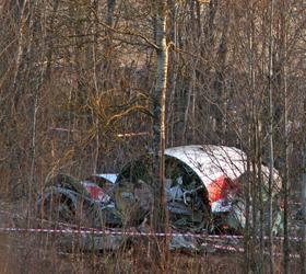 Мертвым был найден свидетель по делу об авиакатастрофе под Смоленском