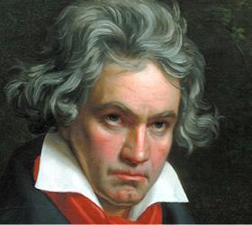 Обнаружено неизвестное ранее произведение Людвига Ван Бетховена
