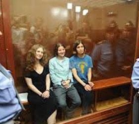 Обжалование приговора Пусси Риот