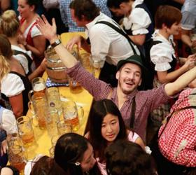 Октоберфест в Европе: пора отправляться на фестивали!