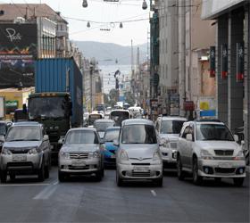 Правостороннее движение вернули Владивостоку
