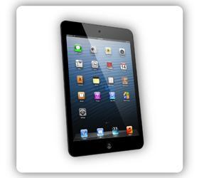 По предзаказам  была распродана первая партия черных iPad mini