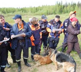В Омской области ведется поиск одиннадцатилетней девочки
